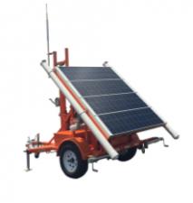 SolarMax Portable Highway Advisory System