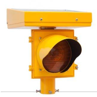 AC/Solar Single Sided 24-Hour Flashing Beacon 1400 Series