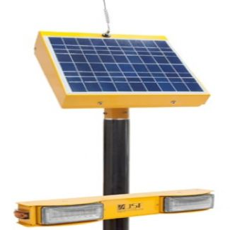 AC/Solar RRFB: Rectangular-Rapid Flashing Beacon 9200 Series