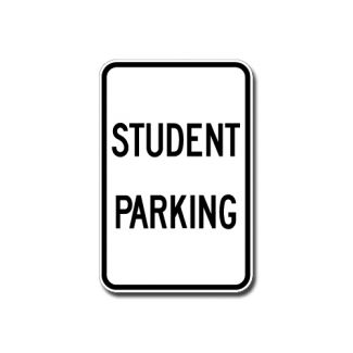 IS-11 Student Parking