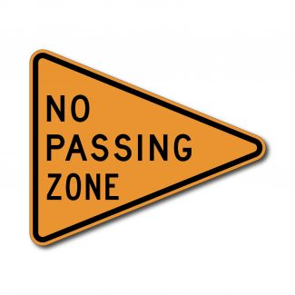 CW14-3 No Passing Zone