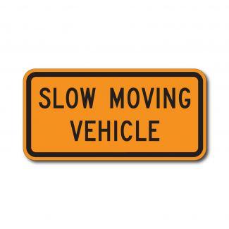 CW21-4 Slow Moving Vehicle