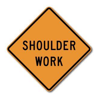 CW21-5 Shoulder Work