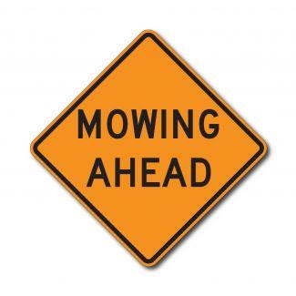 CW21-8 Mowing Ahead
