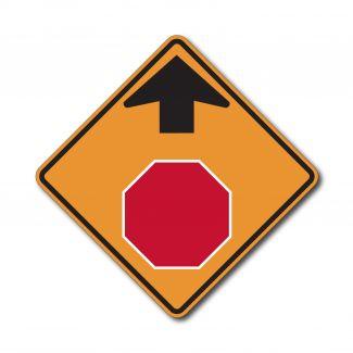 CW3-1 Stop Ahead