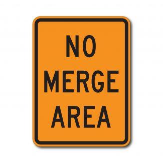 CW4-5P No Merge Area