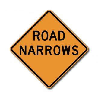 CW5-1 Road Narrows