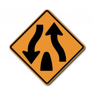 CW6-2 End Divided Highway
