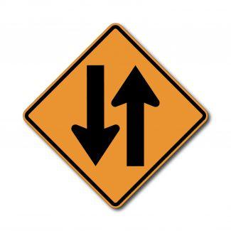 CW6-3 Two Lane Road