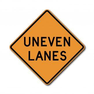 CW8-11 Uneven Lanes