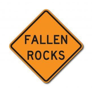 CW8-14 Fallen Rocks