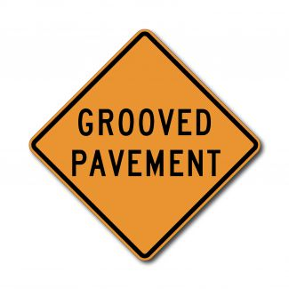 CW8-15 Grooved Pavement