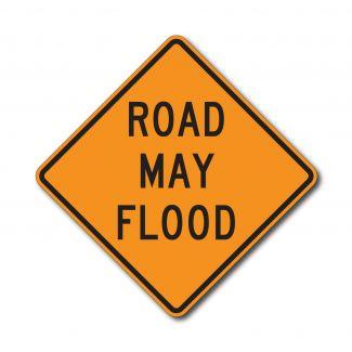CW8-18 Road May Flood