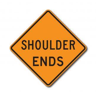 CW8-25 Shoulder Ends