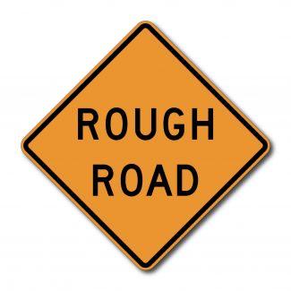CW8-8 Rough Road
