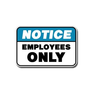 IS-104 Notice - Employees Only