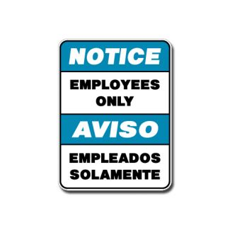 IS-110 Notice - Employees Only