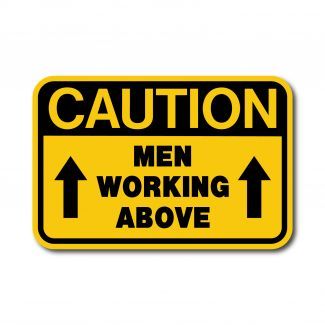 IS-117 Caution - Men Working Above