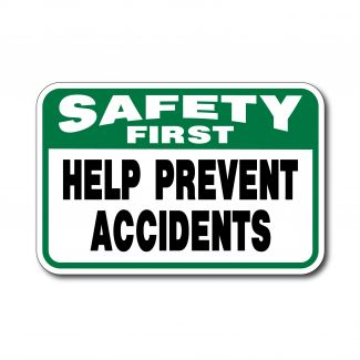 IS-138 Safety First Help Prevent Accidents