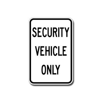 IS-14 Security Vehicle Only