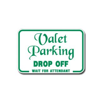 Valet Parking Drop-Off