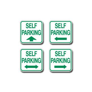 Self Parking With Arrow