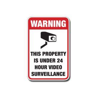 Warning Video Surveillance