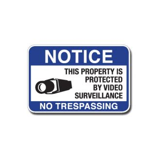 Notice Video Surveillance