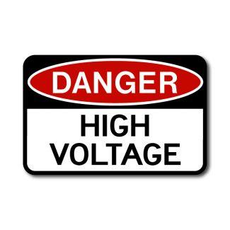 IS-59 Danger - High Voltage
