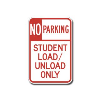 IS-83 No Parking, Student Load and Unload Only