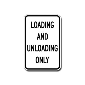 IS-9 Loading Unloading Only