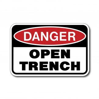IS-91 Danger - Open Trench