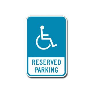 IS7-8 Reserved Parking (Disabled Symbol)