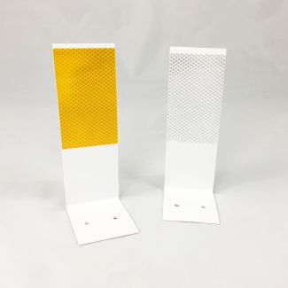 """L"" Barrier Reflectors"