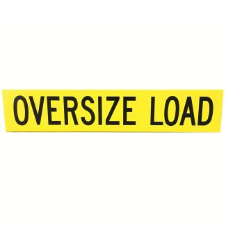 Oversize Load Sign (Plywood)