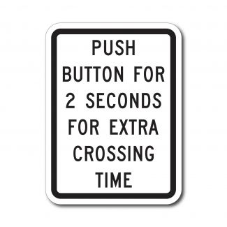 R10-32p Push Button For 2 Seconds For Extra Time