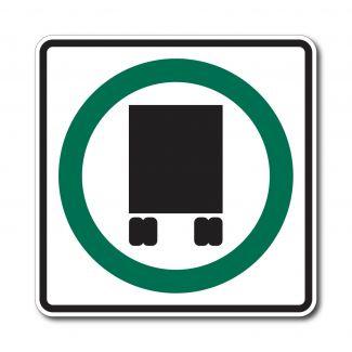 R14-4 Trucks Permitted
