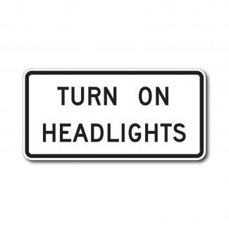 R16-8 Turn On Headlights