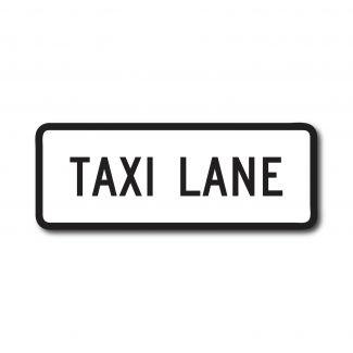 R3-5DP Taxi Lane