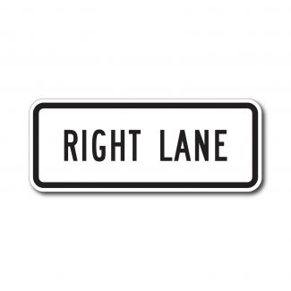 R3-5FP Right Lane