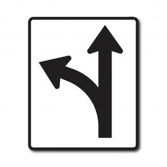 R3-6 Straight w/Arrow