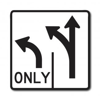 R3-8 Lane Use