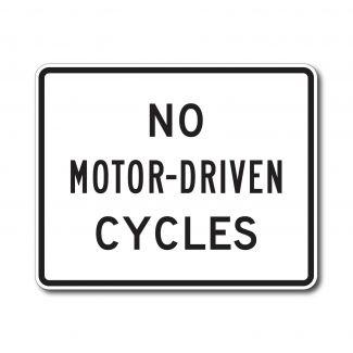 R5-8 No Motor-Driven Cycles