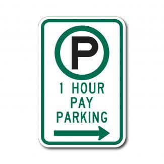 R7-21 1HR Pay Parking