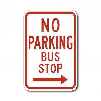 R7-7 No Parking