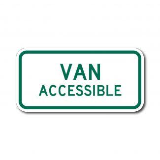 R7-8P Van Accessible
