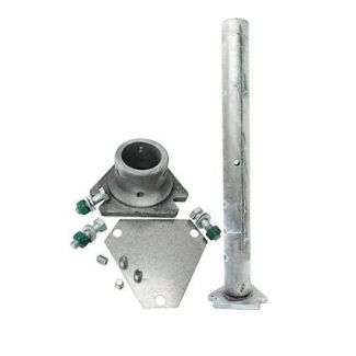 Round 2 7/8 inch Slipbase Assembly