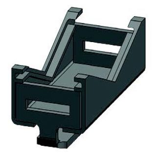 Band-It Universal Channel Clamp