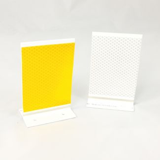 Hinged Barrier Reflectors