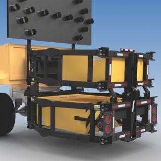 Truck Mounted Attenuator (TMA)